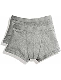 Fruit of the Loom Mens Shorty 2 Pack Underwear