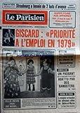Telecharger Livres PARISIEN LIBERE LE No 10627 du 22 11 1978 COUPE DE L UEFA STRASBOURG A BESOIN DE 2 BUTS D AVANCE CONTRE DUISBOURG GISCARD PRIORITE A L EMPLOI EN 1979 ALGERIE DES MEDECINS DE CINQ PAYS AU CHEVET DE BOUMEDIENE GENNEVILLIERS UN PASSANT QUI S OPPOSAIT A LEUR FUITE ABATTU PAR DES GANGSTERS JOURNAL DU TRAVAIL L EMPLOI ET TOUTES LES ADRESSES UTILES EN SEINE ET MARNE ELLE REVE DEJA DE NOEL (PDF,EPUB,MOBI) gratuits en Francaise