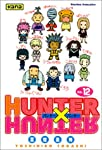 Hunter X Hunter Edition simple Tome 12