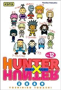 Hunter X Hunter Edition simple Tome 12
