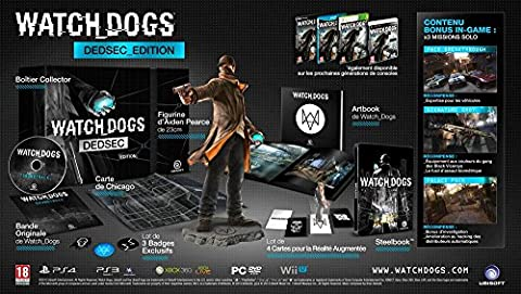 Watch Dogs - édition