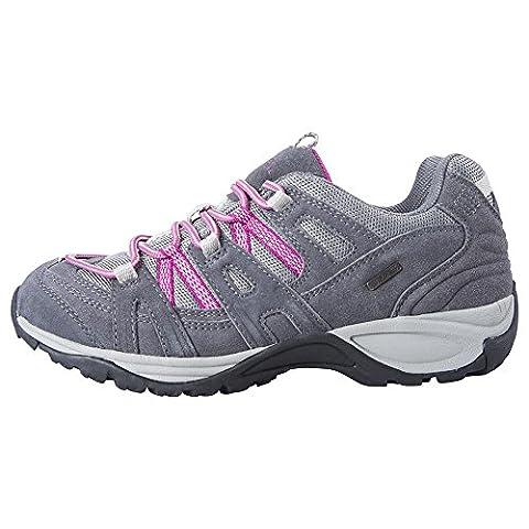 Mountain Warehouse Chaussures imperméables femme Direction Gris foncé 39
