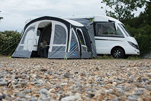 Kampa Motor Fiesta Air Pro 350 Inflatable Motorhome Awning 2017 Model