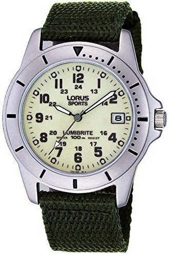 Lorus Herren-Armbanduhr rxh005l9