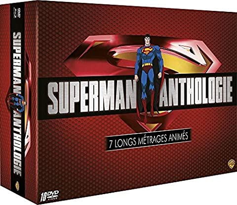 Superman Anthologie - 7 longs m?trages anim?s by Xander