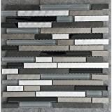 Pierre carrelages bricolage marbre for Credence plaques autocollantes