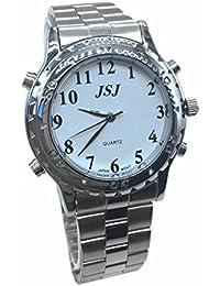 e49bdcaf43ba Amazon.es  Blanco - Relojes de pulsera   Hombre  Relojes