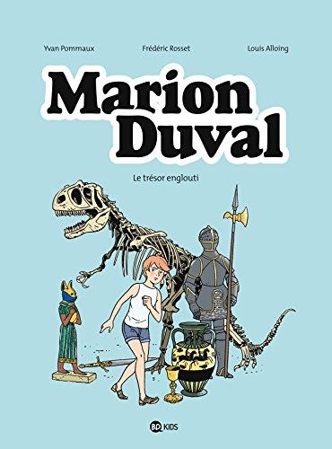 Marion Duval, Tome 24: Le trésor englouti