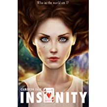 Insanity by Cameron Jace (2013-12-19)