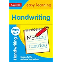 Handwriting Ages 5-7: Ideal for Home Learning