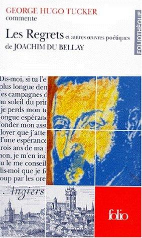 Les Regrets et autres oeuvres poétiques de Joachim du Bellay