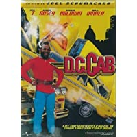 D.C. Cab (1983) - Official Universal Region 2 PAL release, Anamorphic Widescreen, plays in English without subtitles
