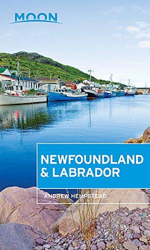 Price comparison product image Moon Newfoundland & Labrador