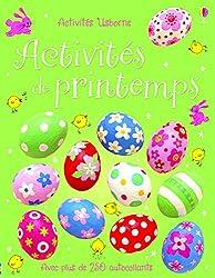 Activités de printemps - Activités Usborne