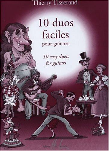 Duos faciles pour guitare (10)