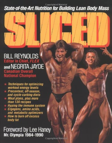 Sliced/State-Of-The-Art Nutrition for Building Lean Body Mass