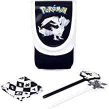 Pokemon Black And White Sleeve Kit - Black (DS Lite/DSi/3DS)