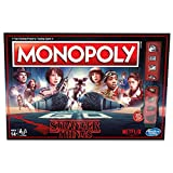 Hasbro Monopoly Stranger Things, Versione in Inglese, C4550102