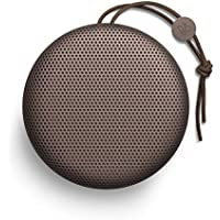 B&O Play by Bang & Olufsen A1 Enceinte Nomade Bluetooth, Rouge Foncé