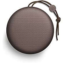 B&O PLAY by Bang & Olufsen A1 Enceinte Nomade Bluetooth, Rouge Foncé