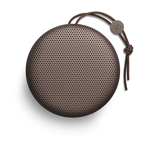 Bang & Olufsen BeoPlay A1 Bluetooth Lautsprecher (Wetterfest) deep red
