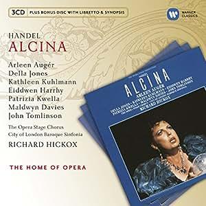 Handel: Alcina  (Home Of Opera)