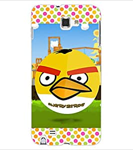 ColourCraft Cartoon Back Case Cover for SAMSUNG GALAXY NOTE 1