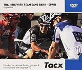 Tacx Fortius I - Vídeo de aprendizaje de ciclismo con Astana Spain