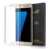 SENDIS Protector de Pantalla para Samsung Galaxy S7 Edge, Cristal Templado