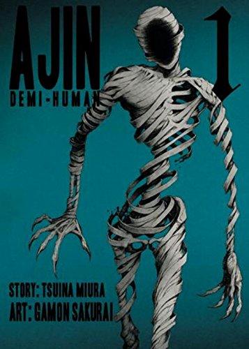 Demi-Humans 01 (Ajin: Demi-Human)