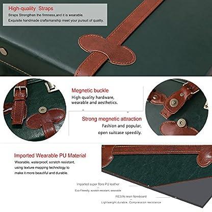 UNITRAVEL-Koffer-Set-Vintage-Hartschalen-2-teilig