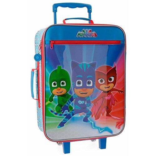 PJ Masks 4239061 - Valigia per bambini, 50 cm, 25 liters, Multicolore