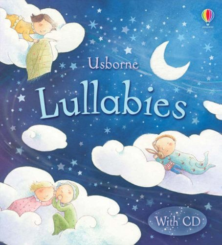 Book Of Lullabies With ( + CD) (Books with Music)