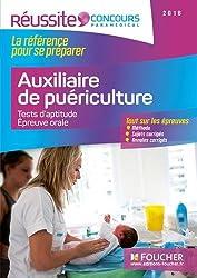 Concours Auxiliaire de Puériculture - Tests d'aptitude, épreuve orale 2016 - Réussite Concours Nº41