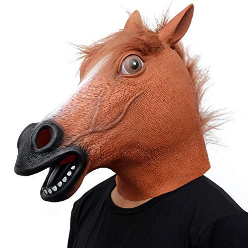 Comprar máscara de caballo