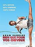 Rien Que Pour Vos Cheveux - Adam Sandler - 116X158Cm Affiche Cinema Originale
