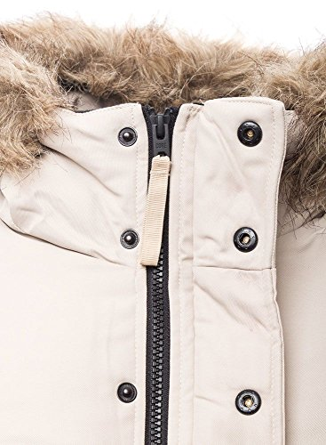 JACK & JONES Herren Jcoland Parka Jacket Camp Beige (simply taupe)