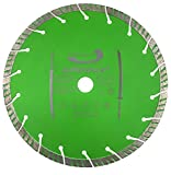 PRODIAMANT Premium Diamant-Trennscheibe Beton Turbo 230 mm x 22,2 mm Diamanttrennscheibe PDX936.400 230mm passend Winkelschleifer