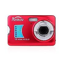 AndoerŽ CDFE HD Digital Camera 18MP 2.7 inch TFT 8x Zoom Smile Capture Anti-shake Video Camcorder