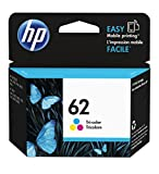HP original - HP - Hewlett Packard OfficeJet 5742 (62 / C 2 P 06 AE) - Druckkopf (cyan, magenta, gelb) - 165 Seiten