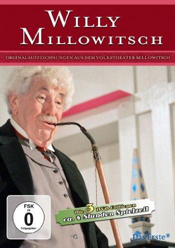 Bild von Willy Millowitsch - Box 1 (Pension Schöller/Der Etappenhase/Tante Jutta aus Kalkutta) - (3 Disc-Set) [Collector's Edition]