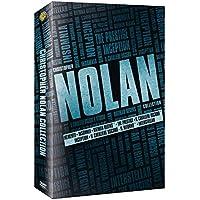 Cofanetto Nolan 8 DVD - Interstellar/Il Cavaliere Oscuro - La Trilogia/Inception/The Prestige/Insomnia/Memento