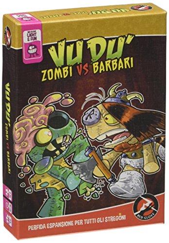 Red Glove-Juegos Zombi vs Barbari