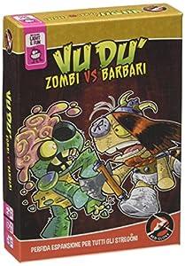 Red Glove-Juegos Zombi vs Barbari, Expansión para vudú