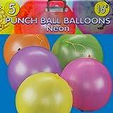 Punch Ball Luftballons–Neon