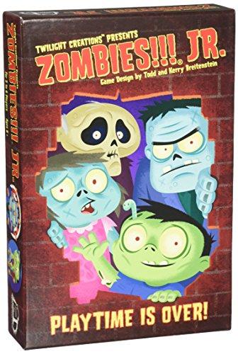 Unbekannt Twilight Creations Zombies. Jr Board Game (Mehrfarbig)