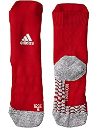adidas Ask TRX CR UL Calcetines, Unisex Adulto, Rojo/Blanco, 31/