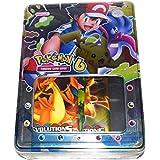 Pokemon Trading Card Game 6 Evolutions Big EX Cards