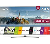 LG 43 inch Smart 4K Ultra HD HDR LED TV with Freeview HD & Freesat HD with Freeview Play and Built-in WiFi (Magic remote, Harman Kardon Sound enhancement)