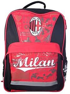 Sac à dos MILAN AC - Rentrée scolaire - Collection officielle Milan Ac - Football